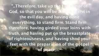 Spiritual Warfare - Bible Promises Spoken