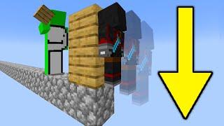 200IQ vs 10IQ Minecraft Plays #8