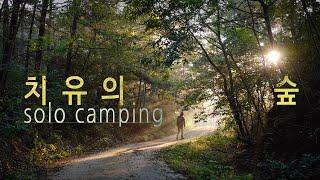 【솔로캠핑】 '다시, 치유의 숲' /  …