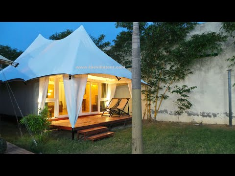 The Himalaya Tent   Ultra Luxury Resort Tent Manufacturer and Exporter to Thailand, Asia & All world