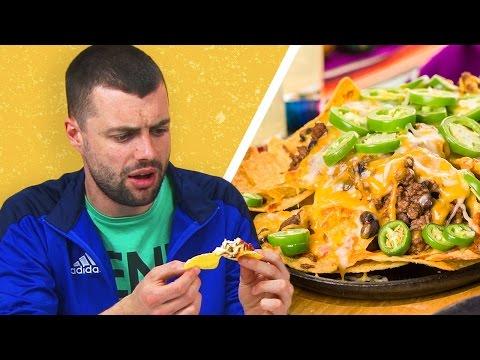 Irish People Taste Test Nachos