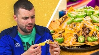 Irish People Taste Test Nachos