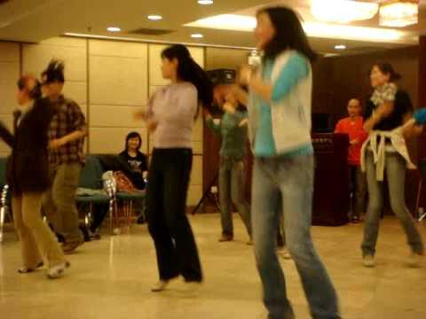 China: Party at Peking University