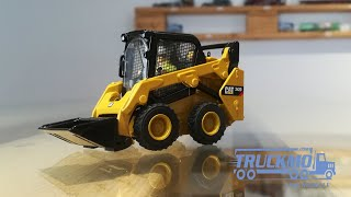 CAT 242D Skid Steer Loader 85525 Diecast Masters