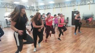 Daddy Yankee - Dura - Zumba®fitness with Ira