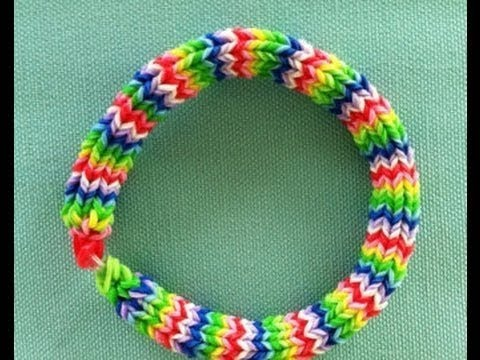 Rainbow Loom Hexafish Tutorial - YouTube