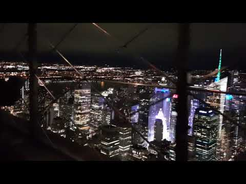 Empire State Building - 86 floor HD