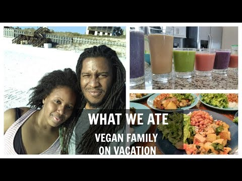 What We Ate (Vegan Family on Vacation) - Destin, FL (2018)