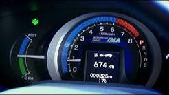 Im Video: Der Honda Insight, das günstigste Hybridfahrzeug