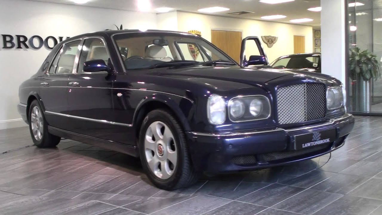no bentley reserve arnage img t september auctions sold sale for bat bring trailer on lot a listing