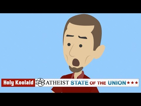 The Atheist State of the Union 2018