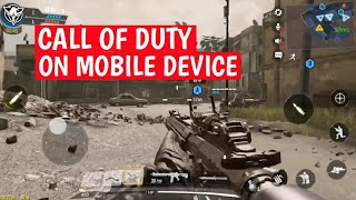 CALL OF DUTY MOBILE BY TENCENT - IOS / ANDROID