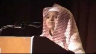A Kid Reading Qur'an (Yaa Sin)