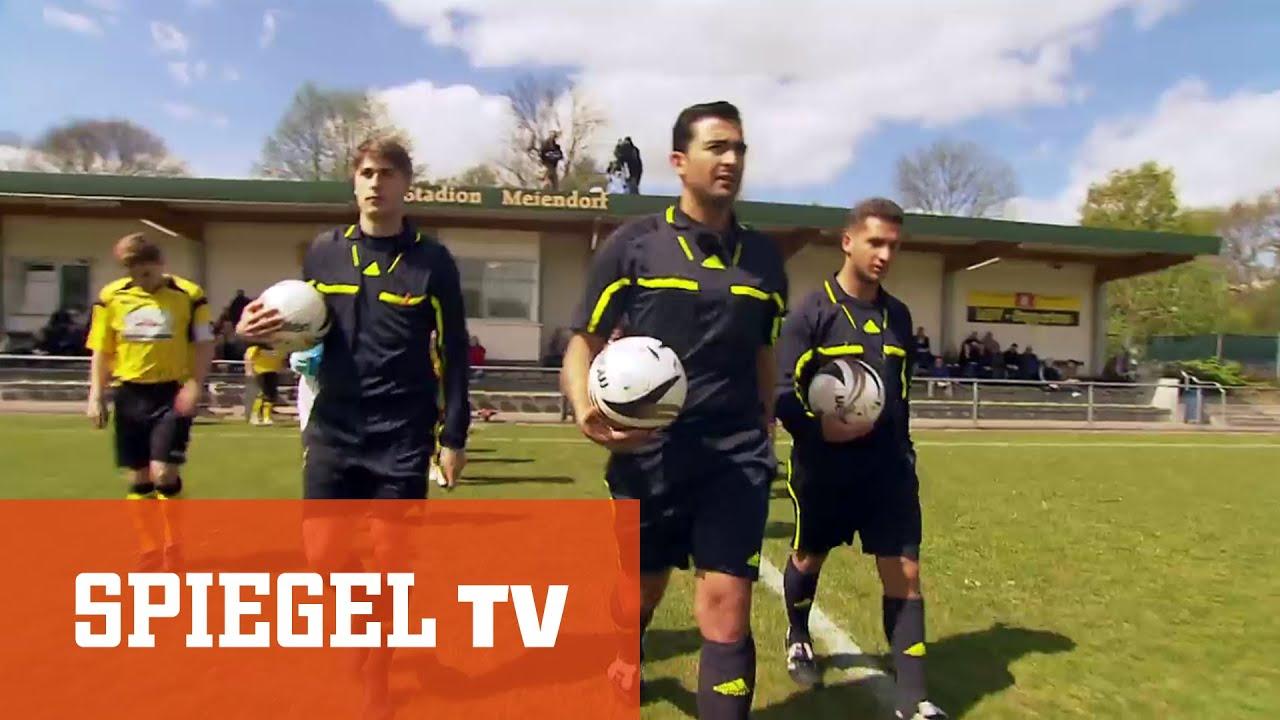 Spiegel tv doku schiedsrichter im amateurfu ball youtube for Spiegel tv doku