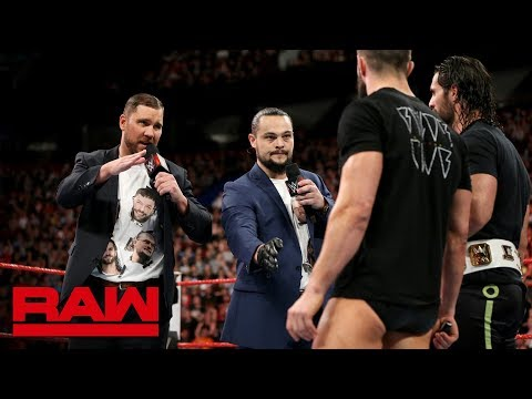 Are Seth Rollins and Finn Bálor part of a new Four Horsemen?: Raw, April 30, 2018
