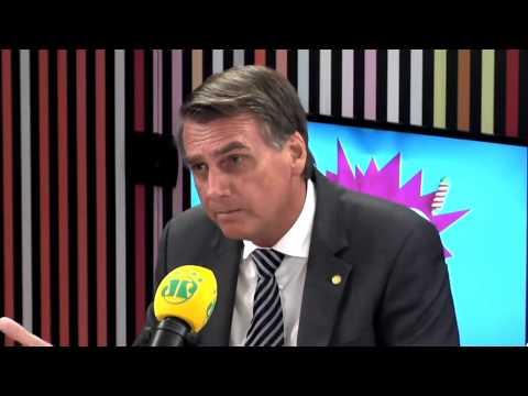 Claudio Tognolli questiona Jair Bolsonaro sobre as acusações de patrimônio  | Pânico