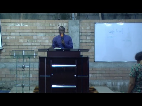 Life Assurance Tabernacle Wednesday Service - 6th February 2019