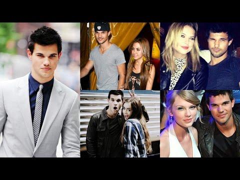 Girls Taylor Lautner Dated