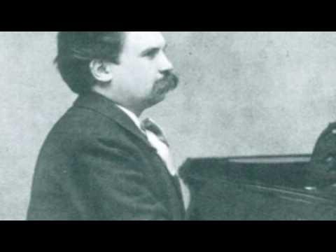 Eugen d'Albert plays Liszt Sonata (1 of 4)