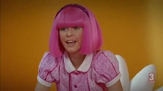 Lazy town baby troll