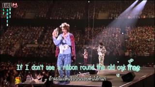 {Karaoke-Thai sub]SHINee - Tie a Yellow Ribbon Round the Ole Oak Tree