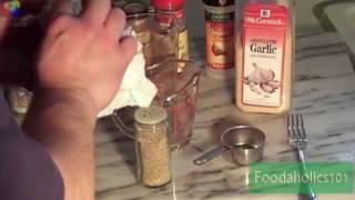 4-3-2-1- Spice Rub By Jimbo Jitsu