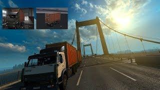 (ETS2 V 1.30) Kamaz 5320 With Trailer V 1.0 By Nikola (Konstantin-Donbass)