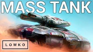 StarCraft 2: Mass Siege Tank vs Protoss!