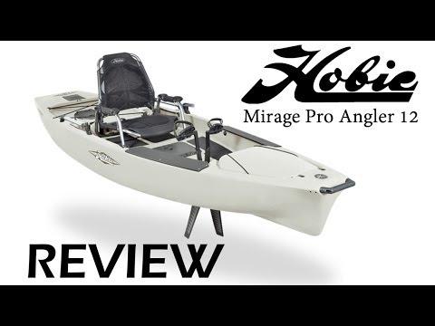 Hobie Kayak Review - Mirage Pro Angler 12