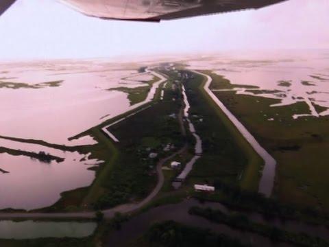 La. Isle Community Now Climate Change Refugees