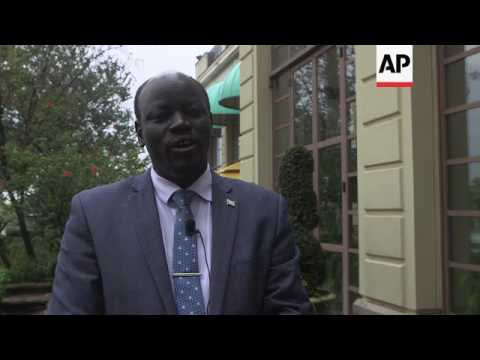 SPLM express desire for peace