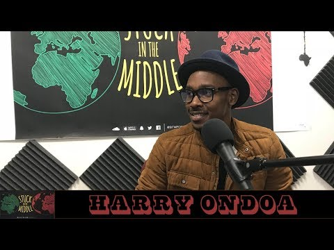 Harry Ondoa Talk Building Brands, Photography in Africa, Perceptions of African Men & more