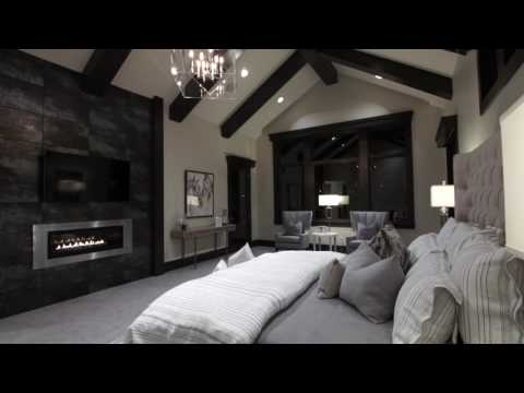 Master Bedroom by Cameo Homes Inc. in Utah