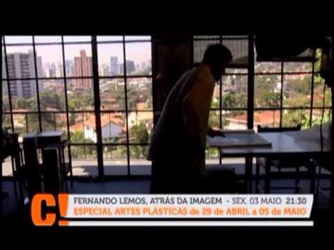 Especial Artes Plásticas - Fernando Lemos, Atrás da Imagem (Promo) | Curta!