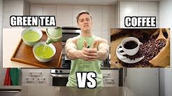GREEN TEA vs COFFEE