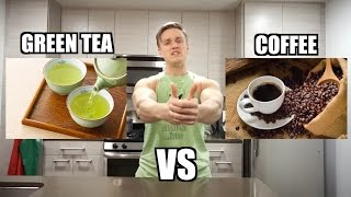 GREEN TEA vs COFFEE