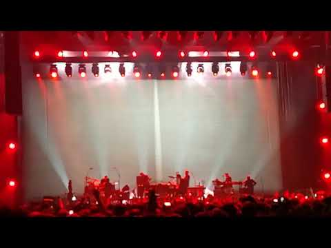 Nick Cave And The Bad Seeds Live Athens Tae Kwon Do Stadium November 2017   Red Right Hand