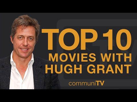 Top 10 Hugh Grant Movies