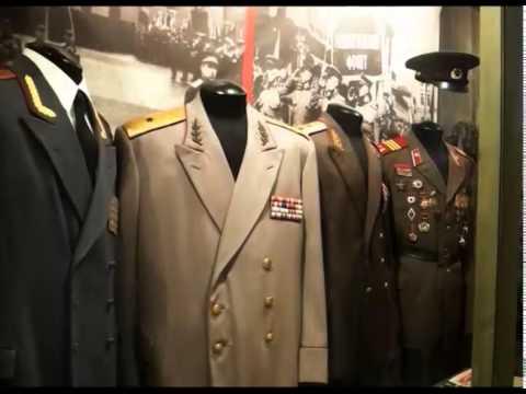 Передача останков солдата Красной Армии