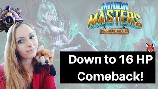 Minion Masters: Masters Team - The Ghost & The Dragon Comeback