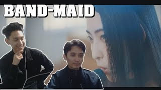 BAND-MAID / start over Reaction