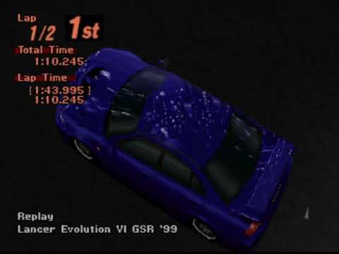 Gran Turismo 2 Arcade - Special Stage Route 5
