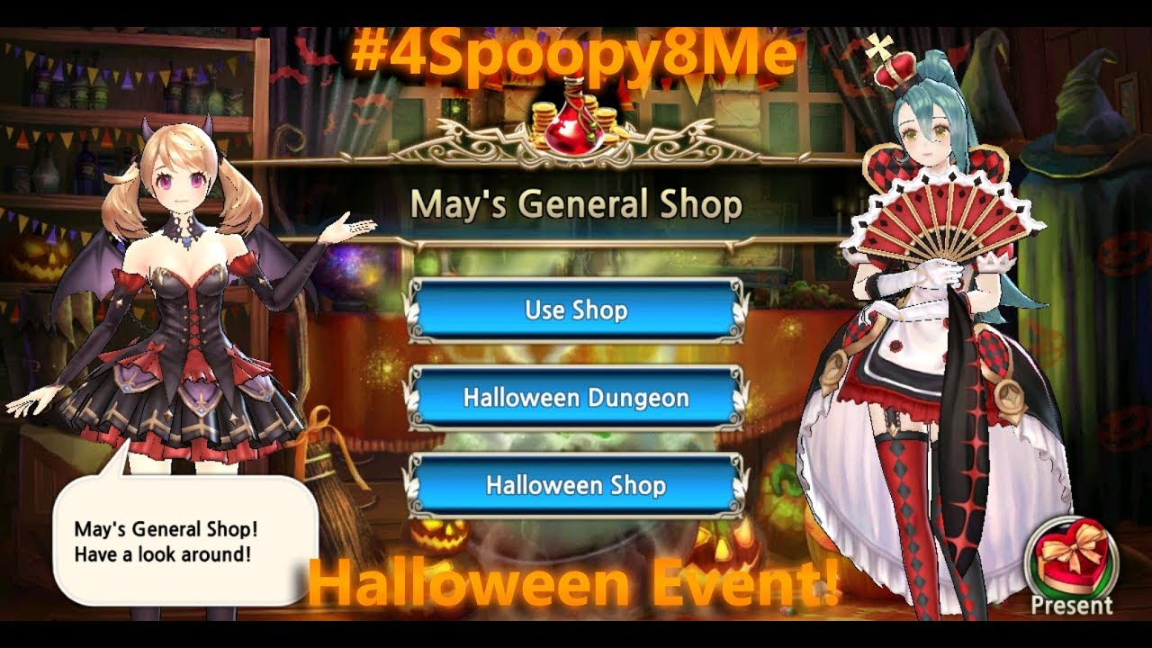 Kings Raid 2020 Halloween Event Help King's Raid] Halloween Event Spoopy Overview!   YouTube