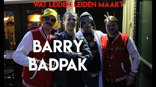 Barry Badpak over bier, brandende kruizen en balzakken