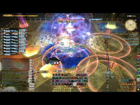 Final Fantasy XIV - Omega V3.0 Savage - Summoner PoV [Patooties]