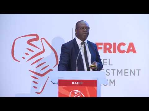 AHIF Conference 2017 Zambia airport hotel project Opportunities