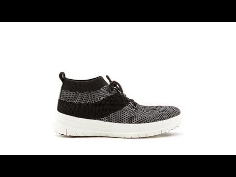 FitFlop  UumlBERKNIT SlipOn HiTop Sneaker