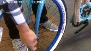 Newport Cruisers Bicycle Assembly Video