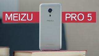 Meizu Pro 5 распаковка и небольшое сравнение с Xiaomi Mi4s. Первое впечатление (Tomtop.com)