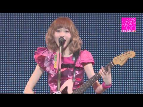Silent Siren's exclusive comment and live performance/Silent Sirenの独占コメント映像とライヴ映像
